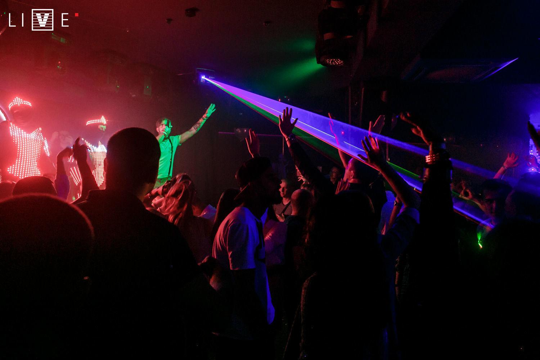 Открытие ночного клуба в волжский клуб в москве москвич